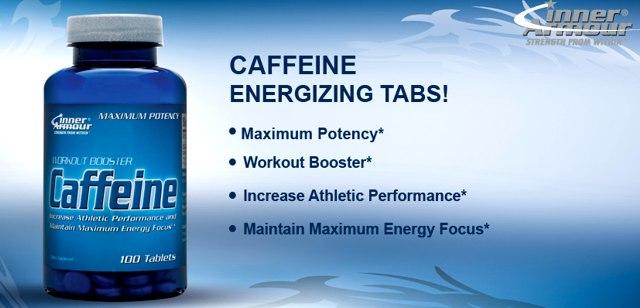 Кофеин Innner Armour Caffein