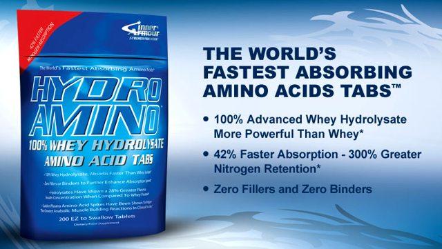 Аминокислоты Hydro Amino от Inner Armour