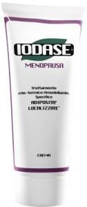 Моделирующий крем в период менопаузы Menopausa Cream от Iodase