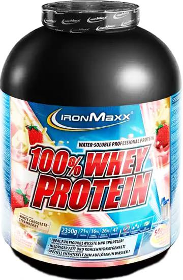 Сывороточный протеин 100% Whey Protein от IronMaxx