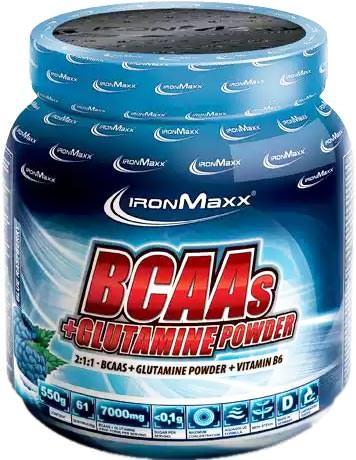 BCAAs + Glutamine Powder от IronMaxx