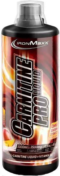 Карнитин Carnitine Pro Liquid от IronMaxx