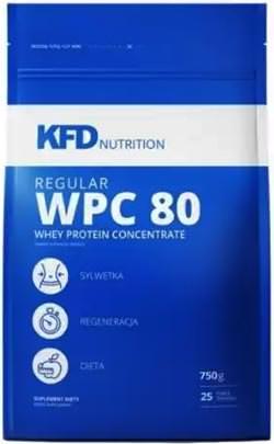 Сывороточный протеин Regular WPC 80 от KFD Nutrition