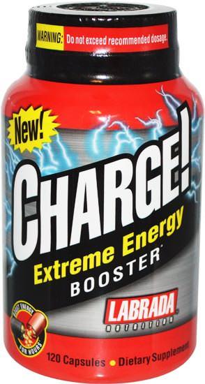 Энергетический бустер Charge Extreme Energy Booster от Labrada