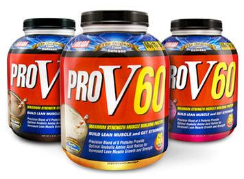 Линейка протеинов Pro V60