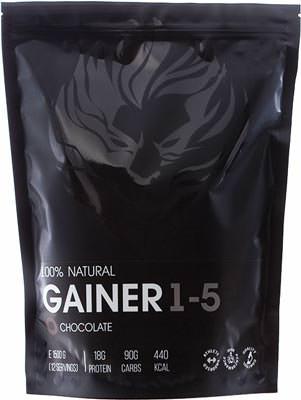 Высококалорийный гейнер 100% Natural Gainer 1-5 от Lion Brothers
