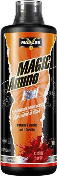 Жидкие аминокислоты Amino Magic Fuel от Maxler