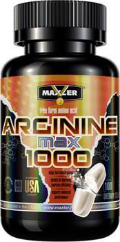 Аргинин Arginine Max 1000 от ProMera