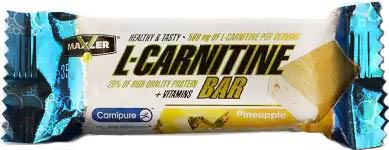 Протеиновый батончик с карнитином L-Carnitine Bar от Maxler