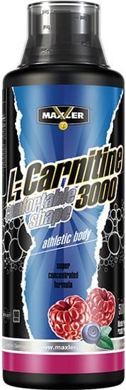 Жидкий карнитин L-Carnitine Comfortable Shape 3000 Bottle от Maxler