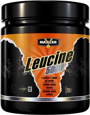 Аминокислота лейцин Leucine 5000 от Maxler