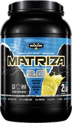 Многокомпонентный протеин Matriza от Maxler