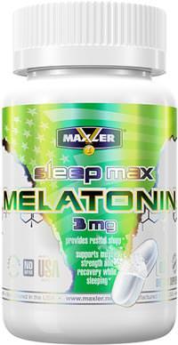 Melatonin Sleep Max от Maxler