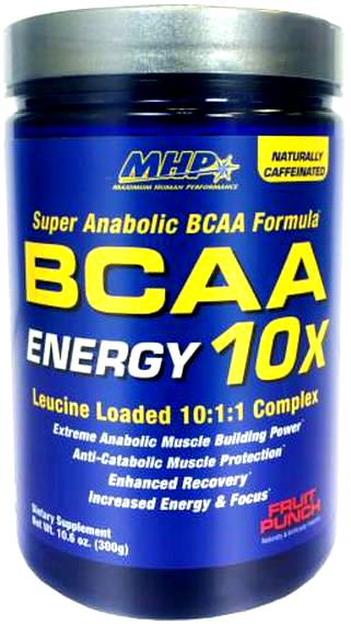 BCAA 10X Energy от MHP