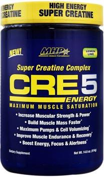 Предтреник CRE5 Energy от MHP