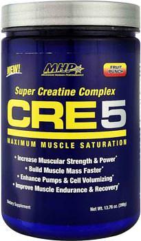 Креатиновый комплекс CRE5 от MHP