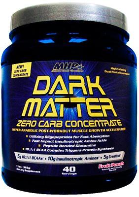 Посттренировочный комплекс Dark Matter Zero Carb Concentrate от MHP