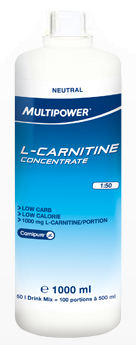 Multipower L-Carnitine Concentrate