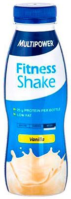 Готовый протеиновый коктейль Fitness Shake от компании Multipower
