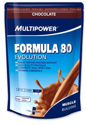 Formula 80 Evolution (пакет 510 г)