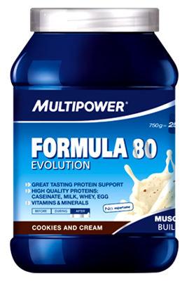 Formula 80 Evolution (банка 750 г)