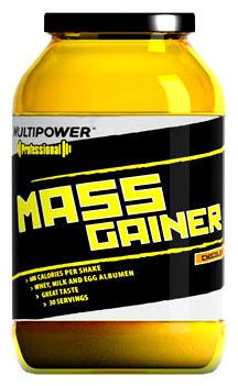 Гейнер Mass Gainer от Multipower