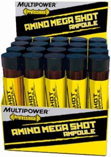 Аминокислотный коммплекс Professional Amino Mega Shot от Multipower