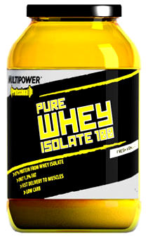 Протеин Multipower Pure Whey Isolate 100