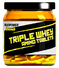 Аминокислоты Multipower Triple Whey Amino