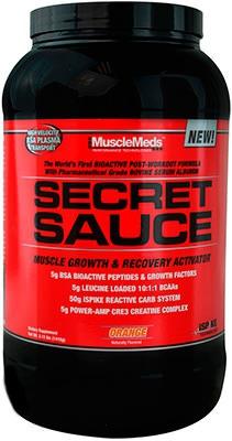 Посттренировочный комплекс Secret Sauce от MuscleMeds