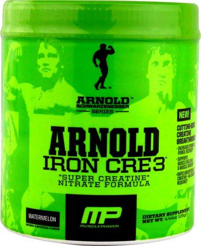 Креатиновый комплекс Arnold Iron Cre3 от MusclePharm