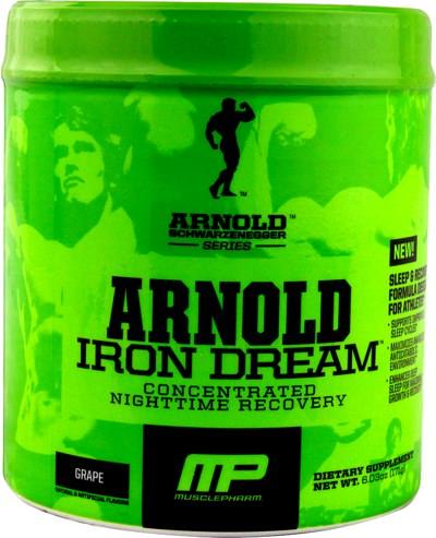Специальная добавка Arnold Iron Dream от MusclePharm