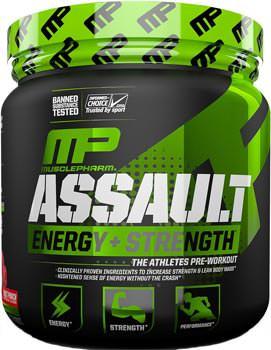 Предтренировочный комплекс Assault Sport Series от MusclePharm
