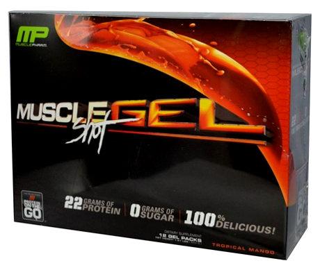 Упаковка из 12 шт MuscleGel
