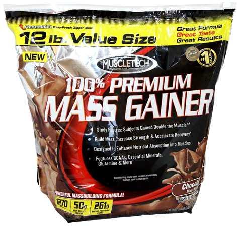 Гейнер 100% Premium Mass Gainer