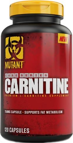 Карнитин Core Series Carnitine от Mutant