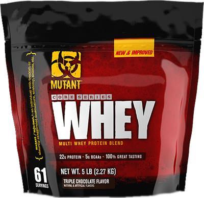 Сывороточный протеин Core Series Whey от Mutant