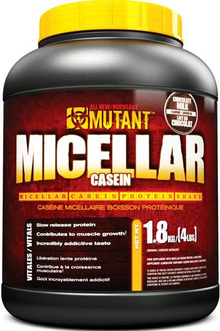 Казеин Mutant Micellar Casein от Mutant