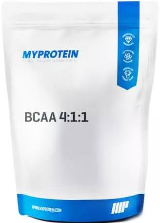 Аминокислоты ВСАА 4:1:1 от Myprotein
