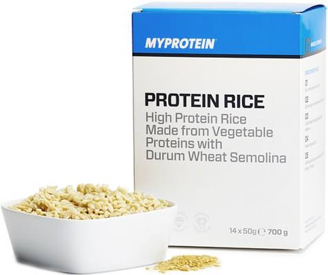 Протеиновый рис Protein Rice от Myprotein
