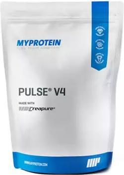 Предтренировочный комплекс Pulse V4 от Myprotein