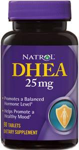 Дегидроэпиандростерон DHEA от Natrol