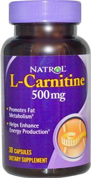 L-Carnitine от Natrol