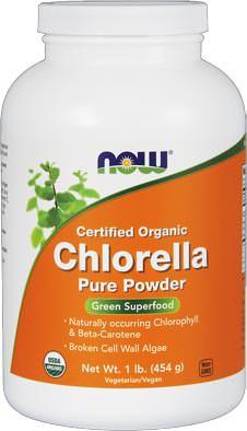Chlorella Powder от NOW