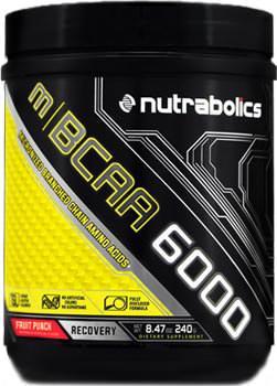 m BCAA 6000 от Nutrabolics