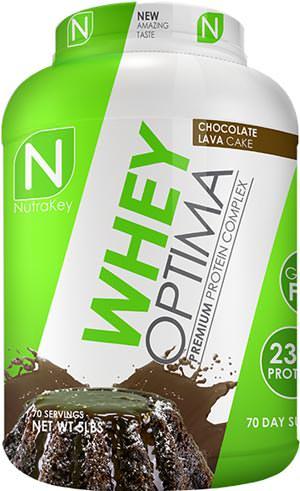 Сывороточный протеин Whey Optima от NutraKey