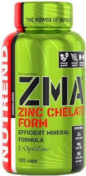 Повышение тестостерона ZMA от Nutrend