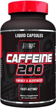 Кофеин Caffeine 200 от Nutrex