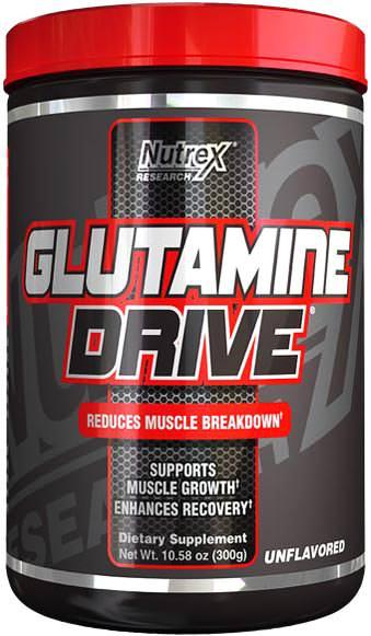 Глютамин Nutrex Glutamine Drive