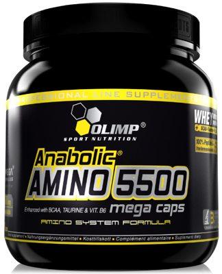 Anabolic Amino 5500 от Olimp